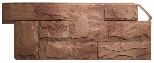 Фасадная панель Гранит (пиренейский)